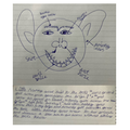 We used the descriptions in the extract to draw our interpretation of the troll