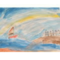 Our art in the style of J.M.W Turner