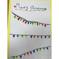 Some of our Christmas cards we designed.