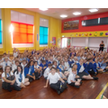262 children achieved 96% or more attendance