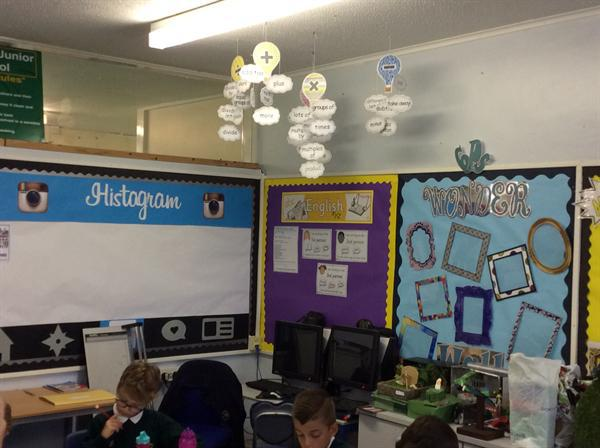 6P Claasroom Displays