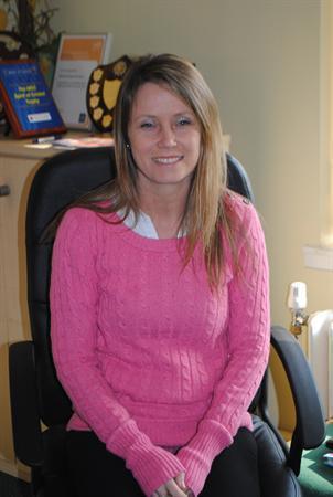 Mrs C Hurst - Head Teacher