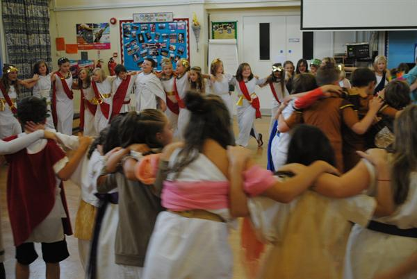 Greek Day 2012