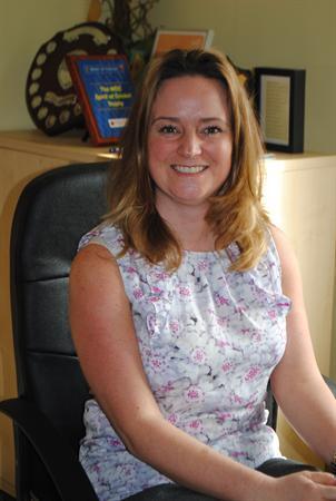 Mrs K Hadfield - Deputy Head Teacher