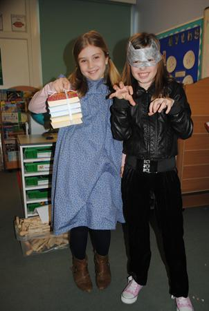 Book Week Activities '12