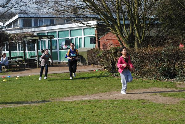 Sport Relief Day
