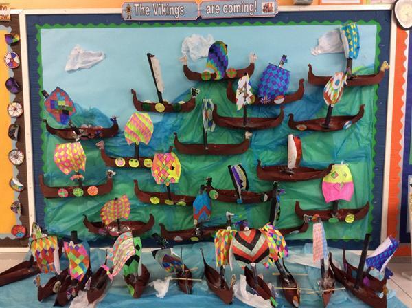 5S Viking Longboats