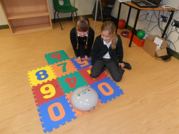 Playing a number game