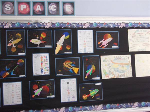 5F Classroom Display