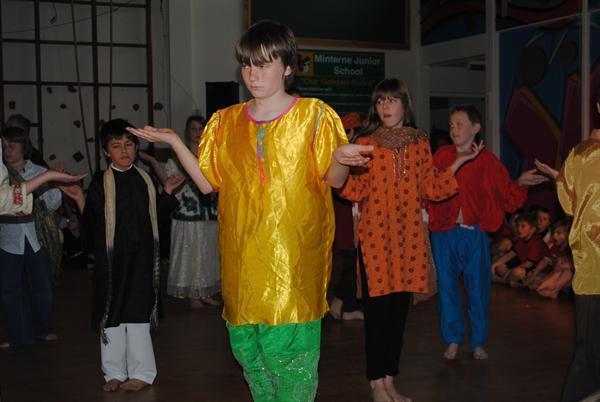 Dance Festival Science
