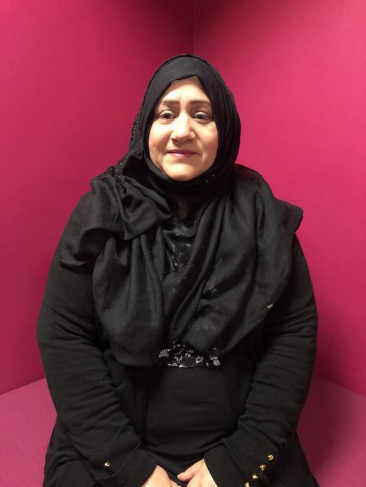 Mrs Azra Khatoon - Lunchtime Supervisor