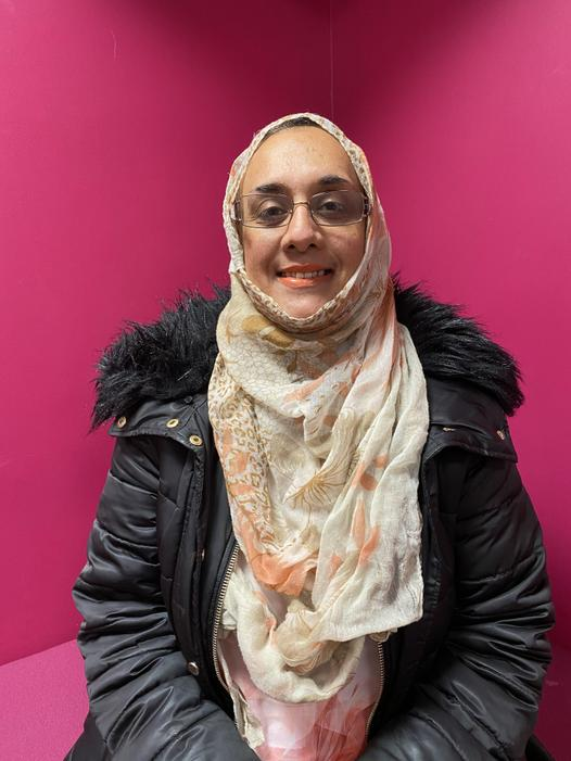 Mrs Meriam Ahmed - Support Assistant