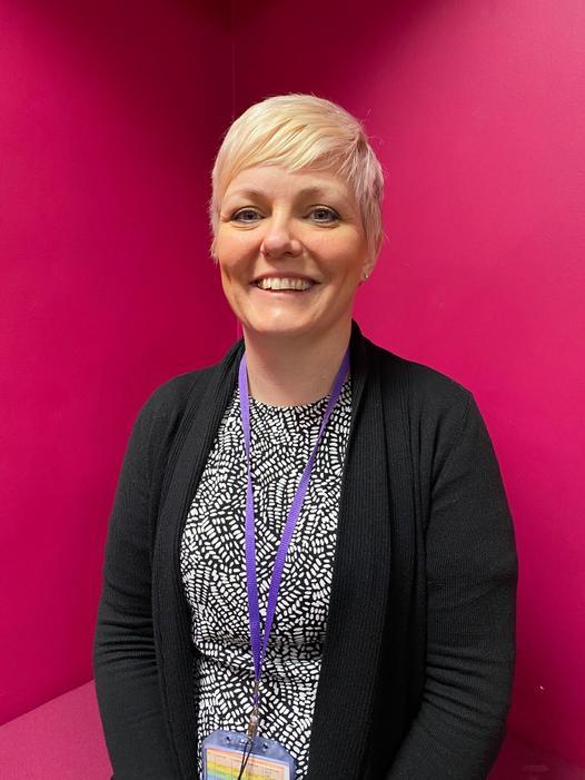 Mrs Helen Marshall - Year 1 Teacher