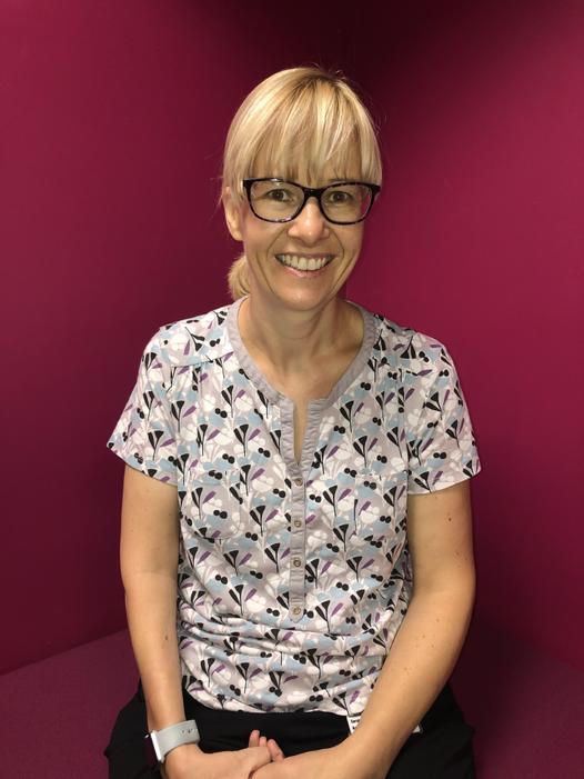 Mrs Sarah Jagger - Assistant Headteacher