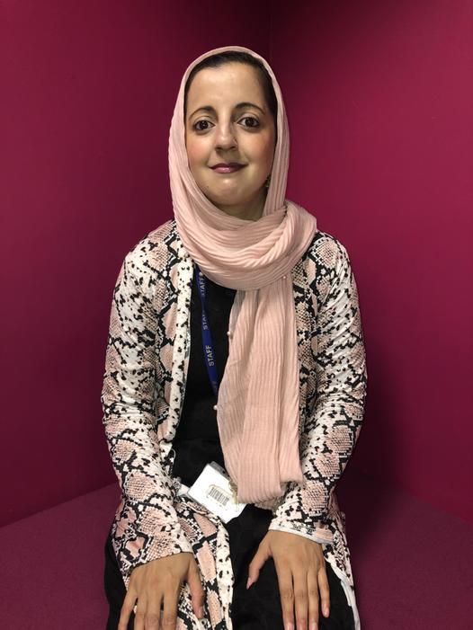 Miss Azbeen Qasim - Teaching Assistant