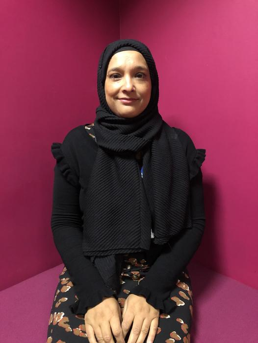 Mrs Shabnam Balques - Teaching Assistant