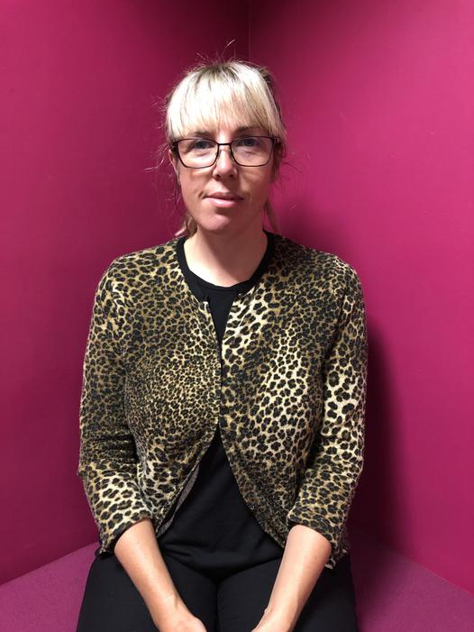 Miss Helen Lister - Reception Teacher
