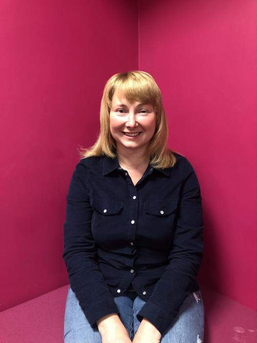 Mrs Oksana Atkinson - Teaching Assistant