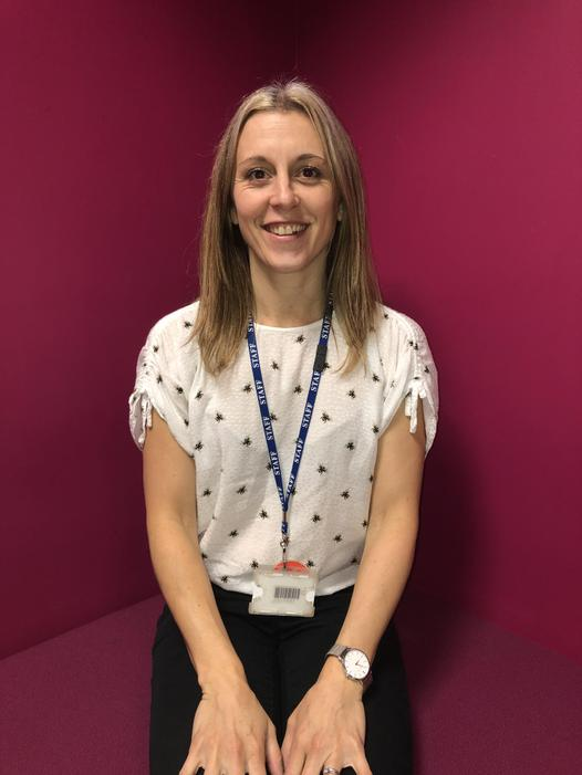 Mrs Emma Harrison - Nursery Teacher