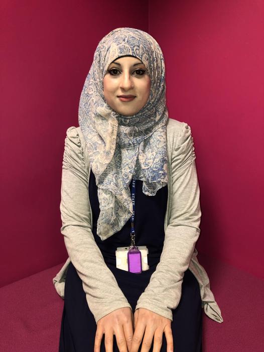 Miss Aneeka Parveen - Teaching Assistant