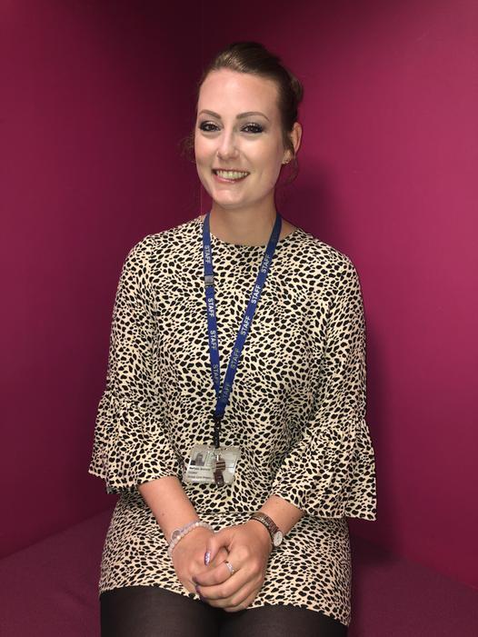 Miss Stefanie Deciacco - English Leader
