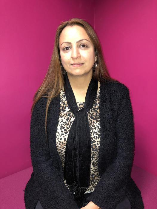 Mrs Anisa Hussain - Teaching Assistant