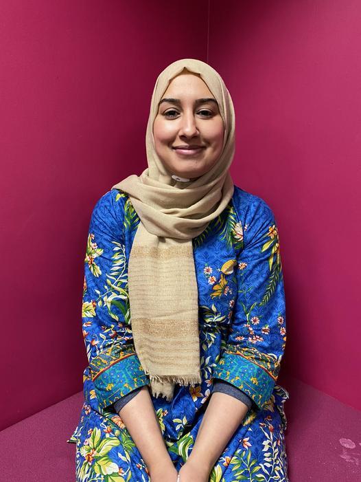 Mrs Maryam Kulsum - Teaching Assistant