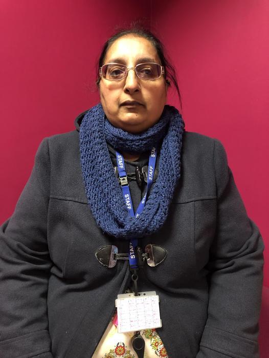 Mrs Rukhsana Zaman - Lunchtime Supervisor