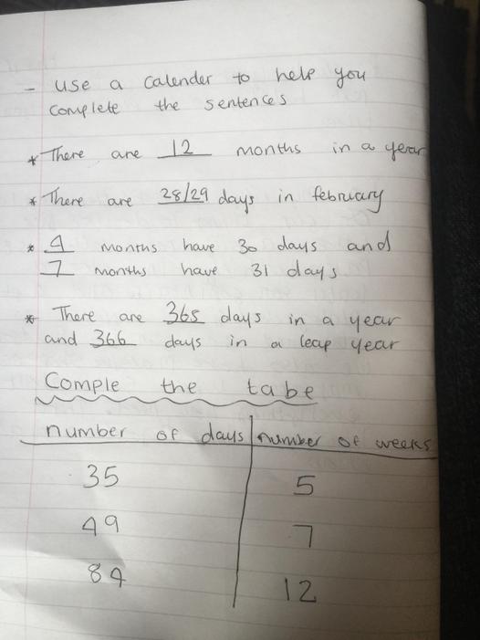 Adiaziz's maths work