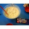 What would happen if we put chocolate in porridge?