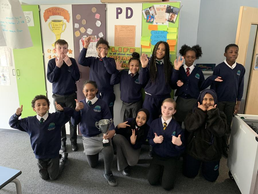 Spring Term 1 - Year 6 (Most Gold Medals)