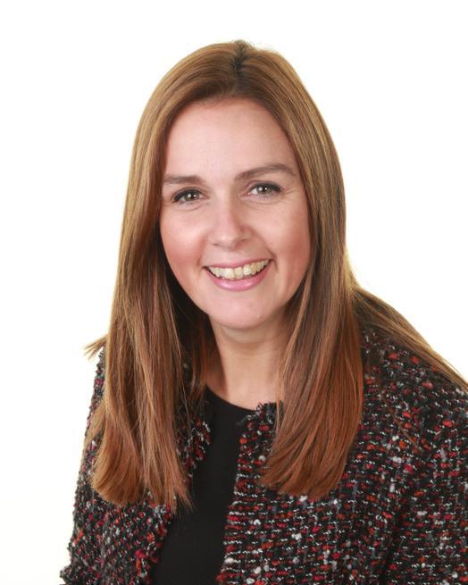 Miss Phillippa Jones - Headteacher