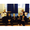 Sainsbury's Colouring Competition Winners