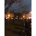 Lantern Procession December 2015