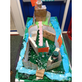 We are very proud of our castle!