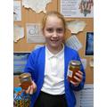 Charlize's Carrot Jam