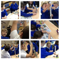 Who can build the tallest tower? Lots of focus on #communication and #teamwork!