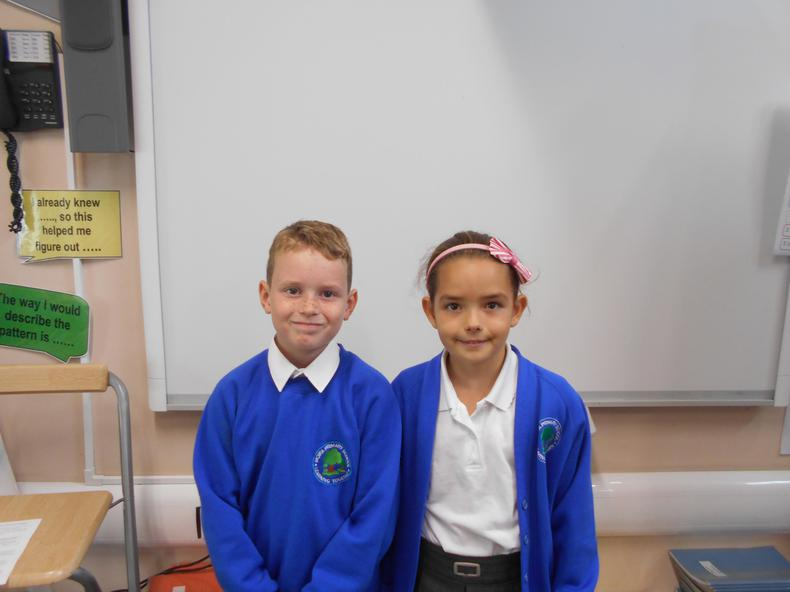 Year 4: Asher and Holly