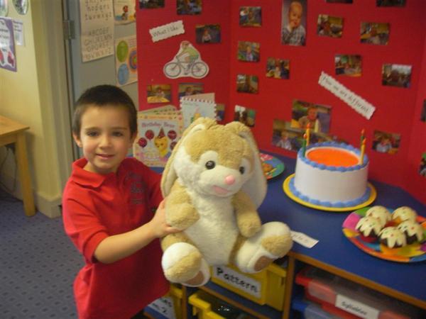 Thumper's birthday