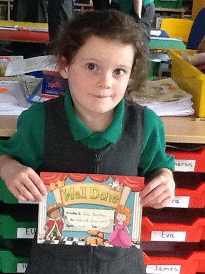 Pupil of the Week - Friday 8th October