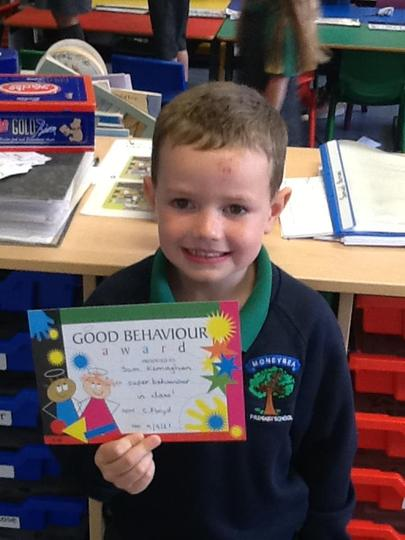 Pupil of the Week - Friday 10th September