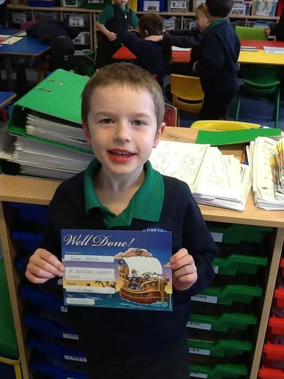 Pupil of the Week - 12th March