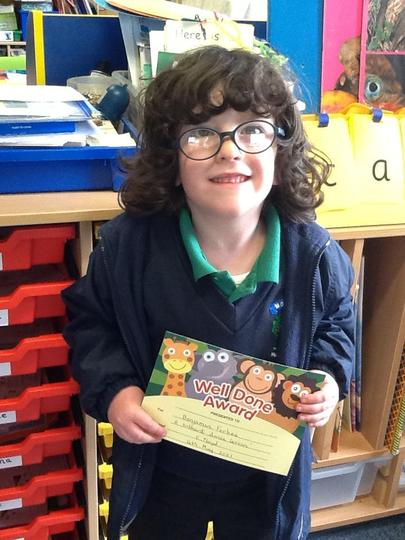 Pupil of the Week - 14th May