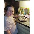 Victoria's gluten and dairy free cake