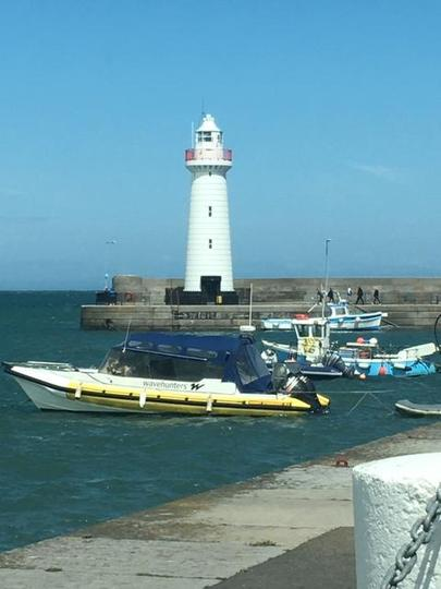 Where is this lighthouse in Northern Ireland?