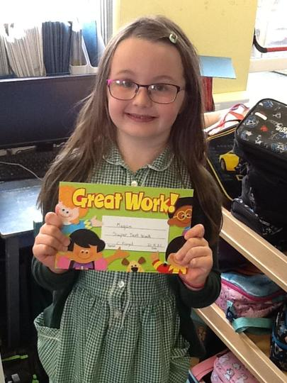 Pupil of the Week - 21st May