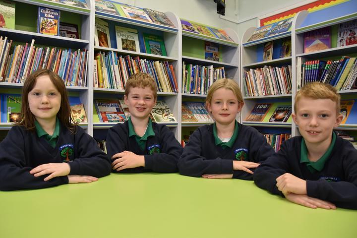 P5 School Council Members