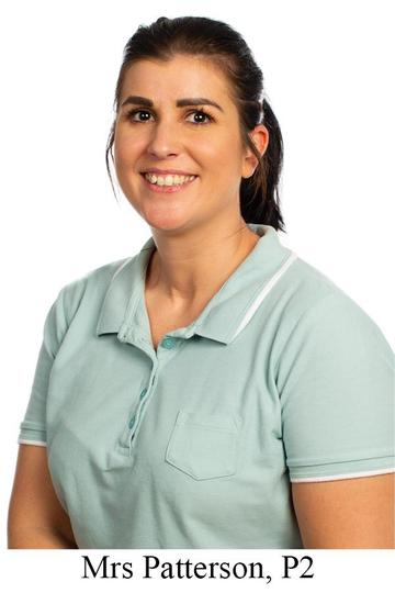 Mrs Patterson - Year 2 Classroom Assistant