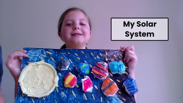 Emma's Solar System.