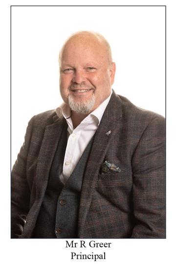 Mr Greer - Principal